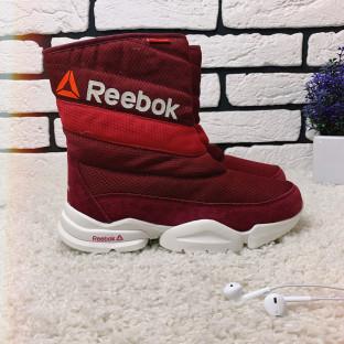 Зимние женские ботинки Reebok  Keep warm  2-202 ⏩ [ 39,40 ]