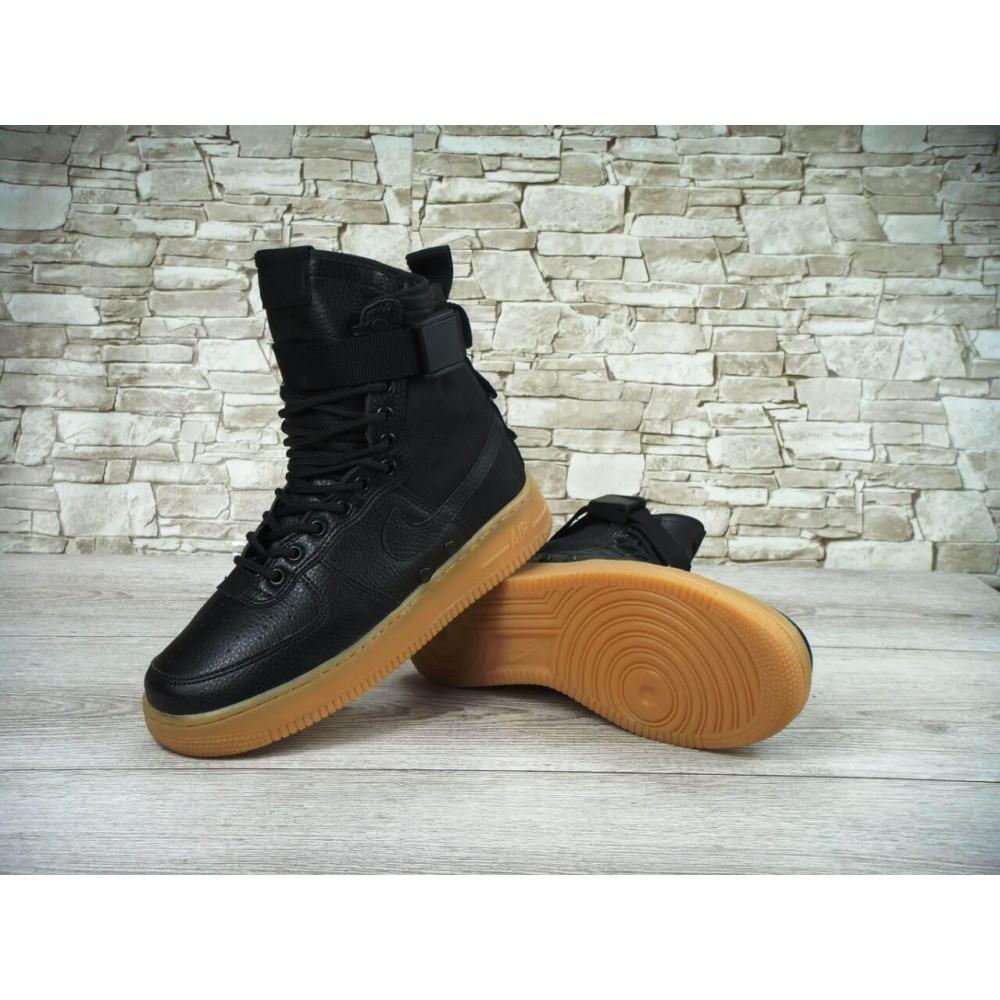 Мужские ботинки на шнуровке - Мужские кроссовки Найк Аир Форс Спешл Филд 1