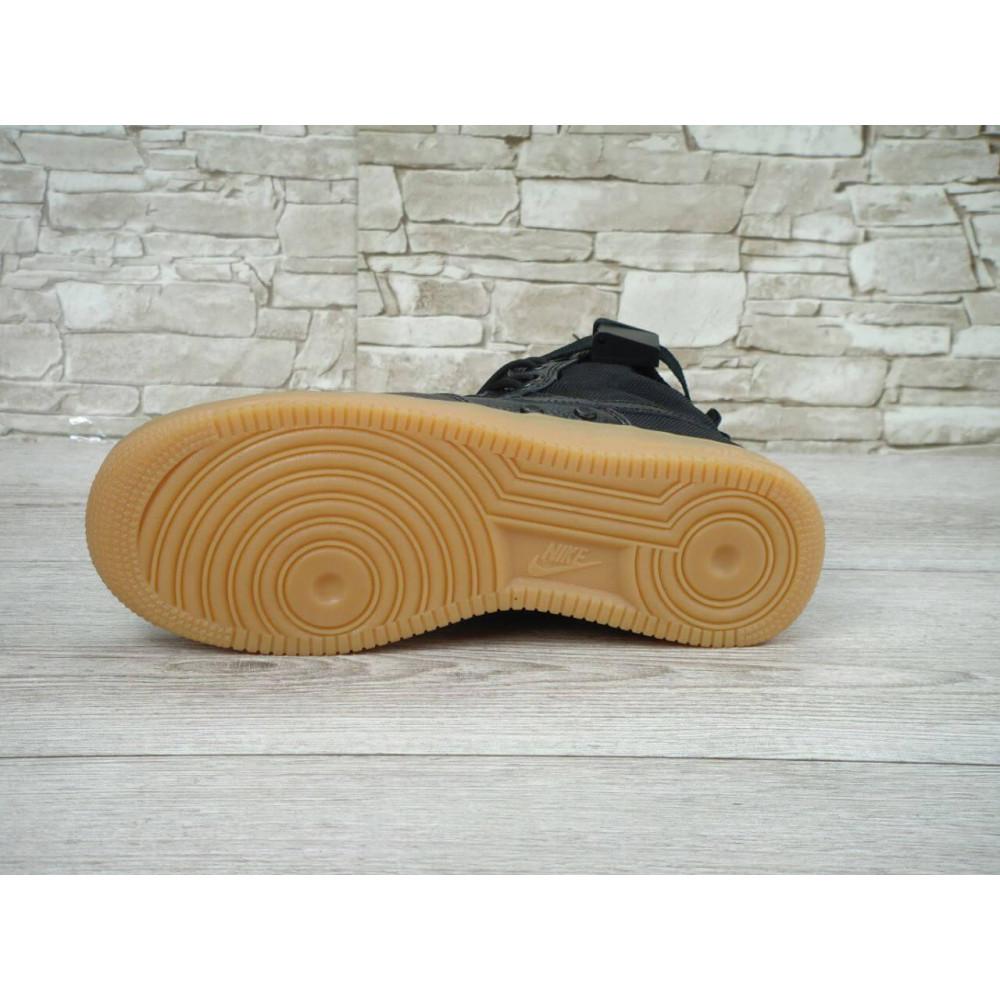 Мужские ботинки на шнуровке - Мужские кроссовки Найк Аир Форс Спешл Филд 2