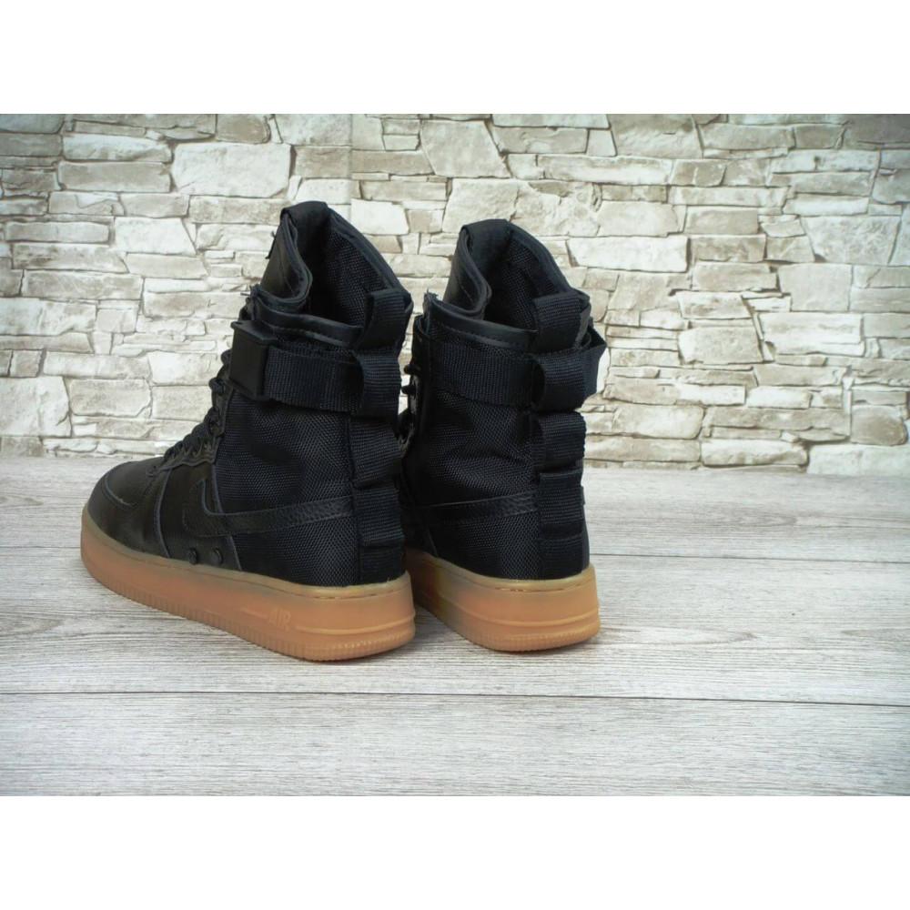 Мужские ботинки на шнуровке - Мужские кроссовки Найк Аир Форс Спешл Филд 5