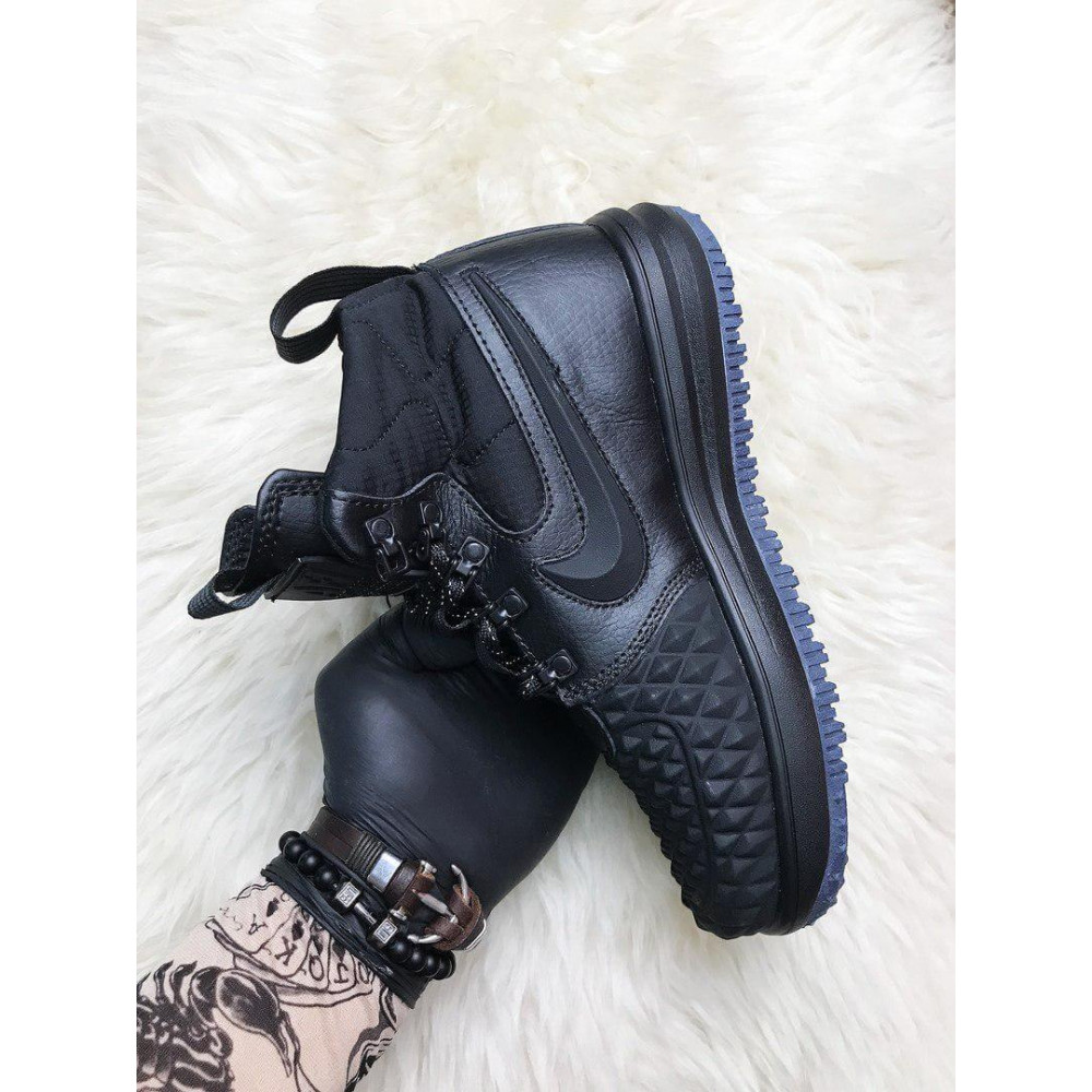 Мужские ботинки демисезонные - Мужские ботинки Найк Лунар Форс 17 8