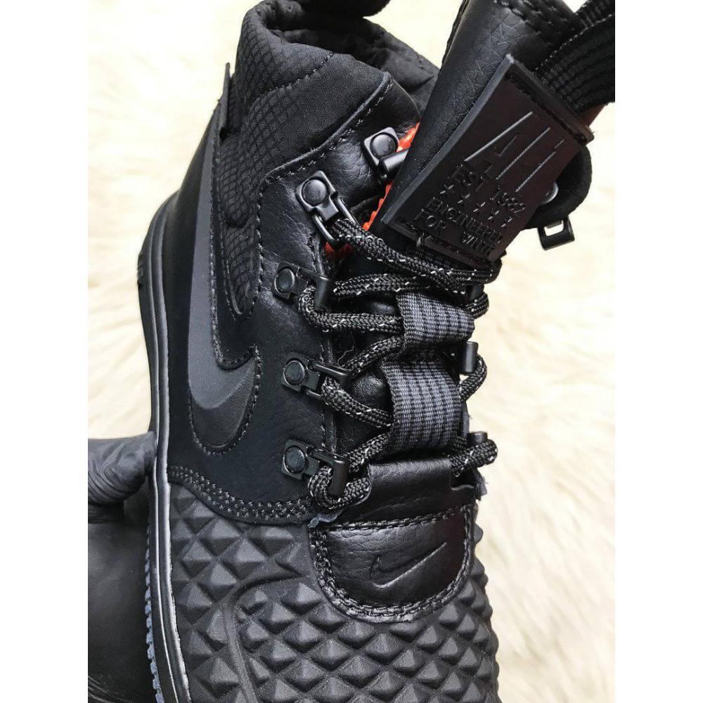 Мужские ботинки демисезонные - Мужские ботинки Найк Лунар Форс 17 2