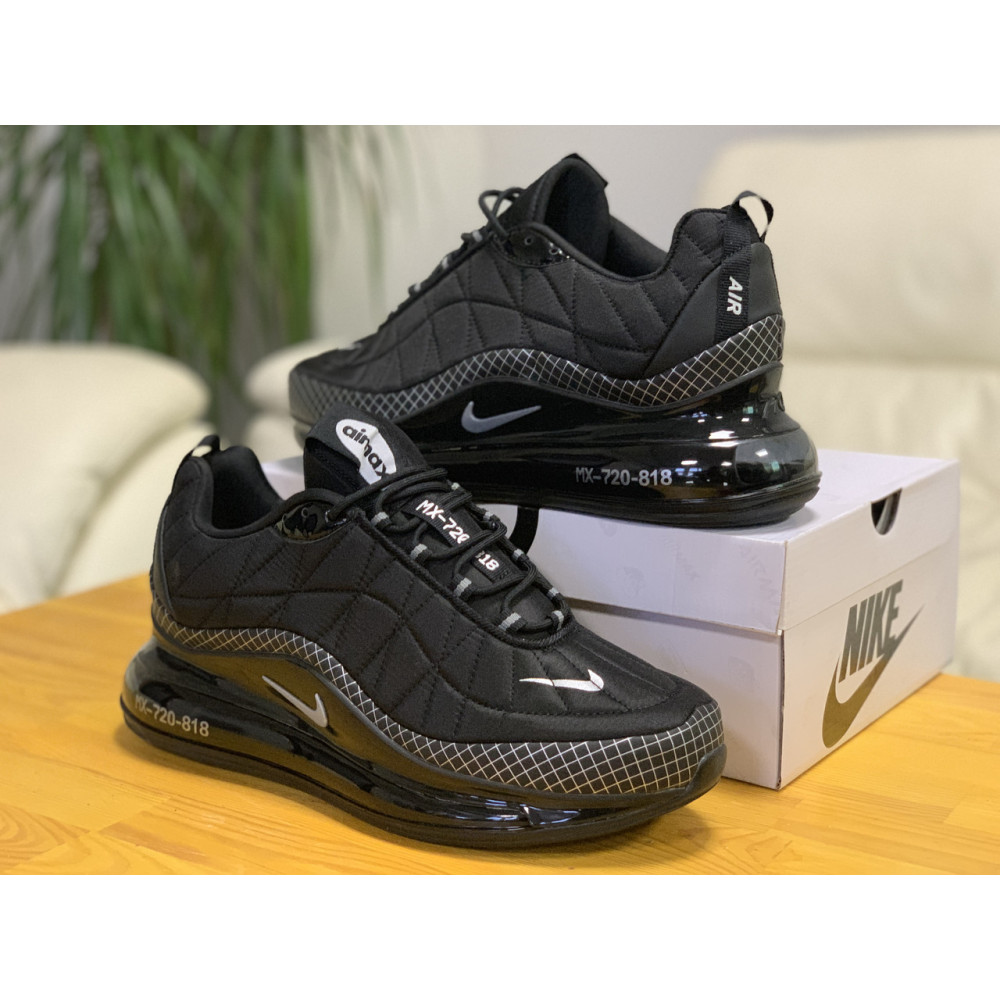 Демисезонные кроссовки мужские   - Кроссовки  Nike Air Max 720-818 Найк Аир Макс  (44 последний размер) 4