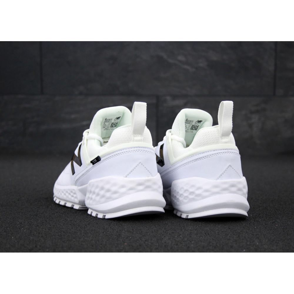Классические кроссовки мужские - Мужские кроссовки New Balance 574 Sport V2 белого цвета 5