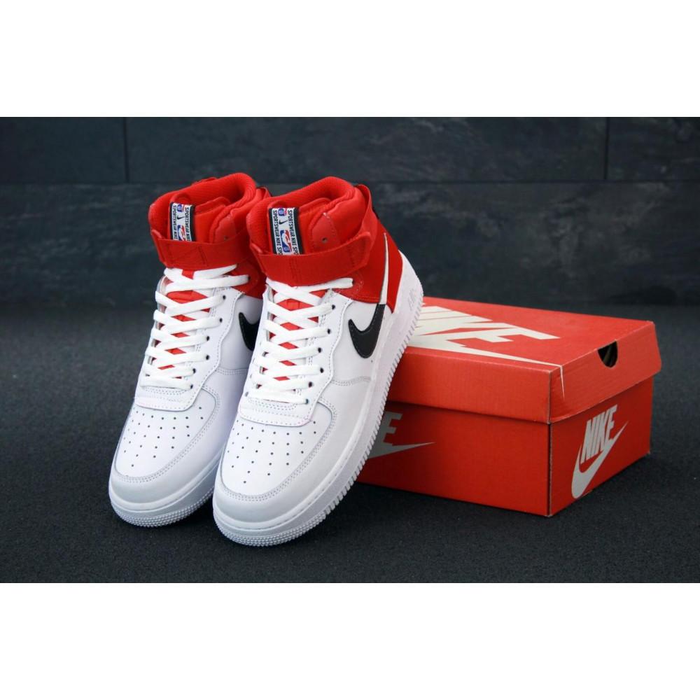 Демисезонные кроссовки мужские   - Мужские кроссовки Air Force 1 Mid NBA
