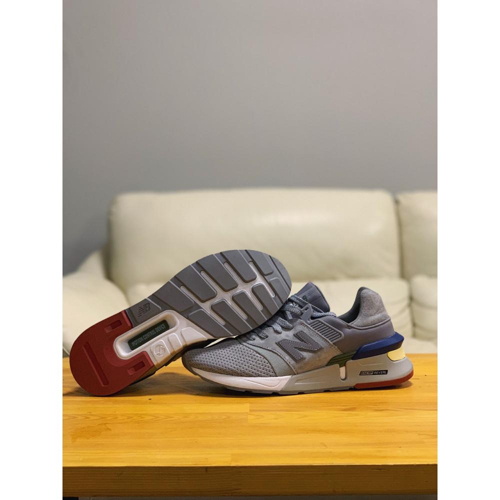 Демисезонные кроссовки мужские   - Кроссовки  New Balance 997 Нью Беланс (40,41,42,44) 4