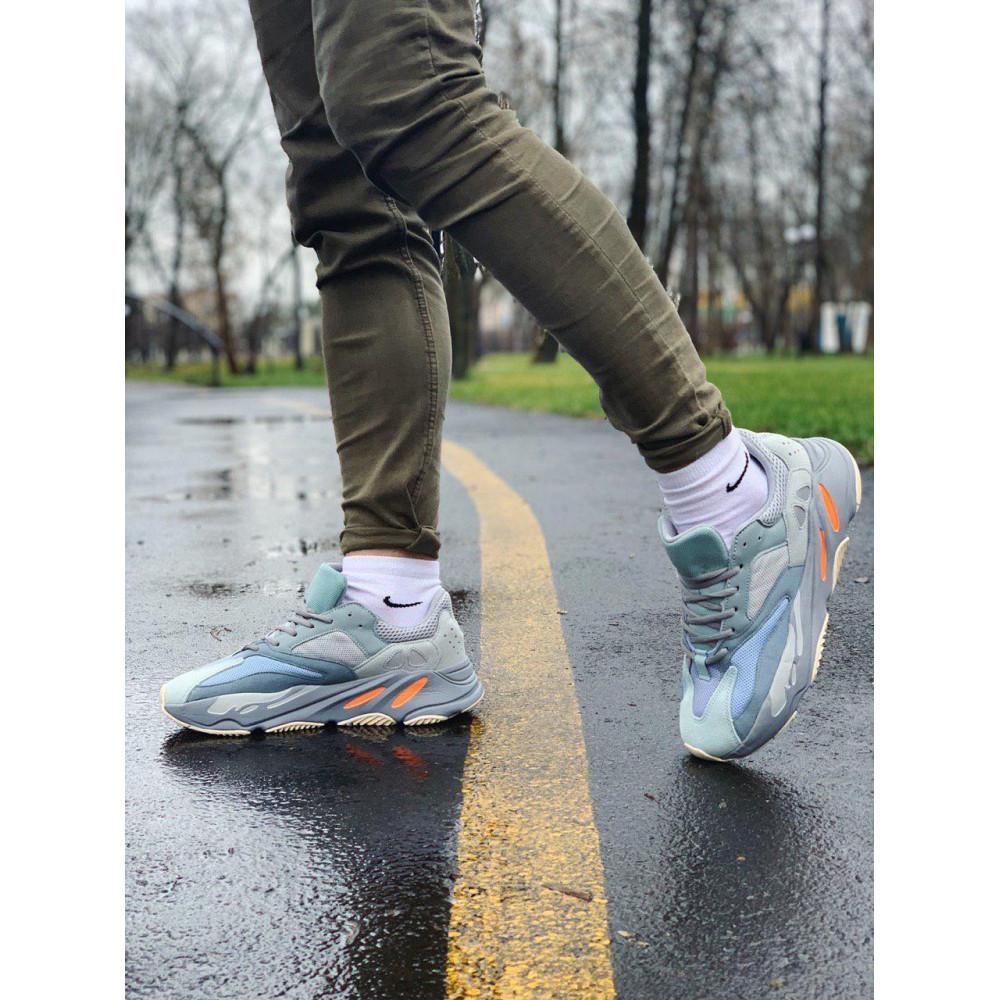 Демисезонные кроссовки мужские   - Кроссовки натуральная кожа Adidas Yeezy Boost 700 Адидас Изи Буст (41,42,43,44,45) 7