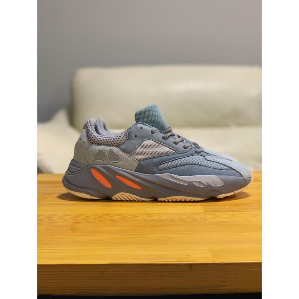Демисезонные кроссовки мужские   - Кроссовки натуральная кожа Adidas Yeezy Boost 700 Адидас Изи Буст (41,42,43,44,45) 4