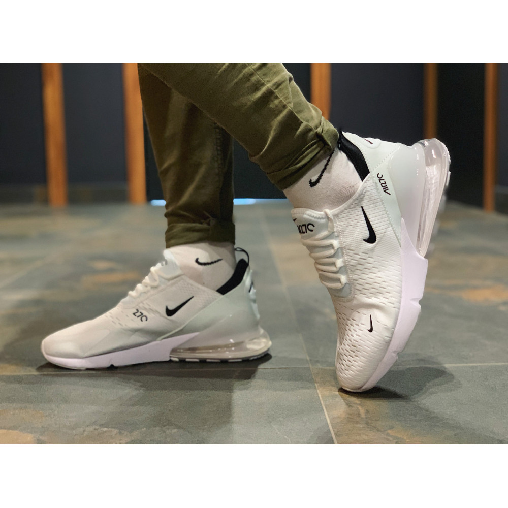 Классические кроссовки мужские - Кроссовки Nike Air Max 270 Найк Аир Макс (40,41,42,43,44,45) 2