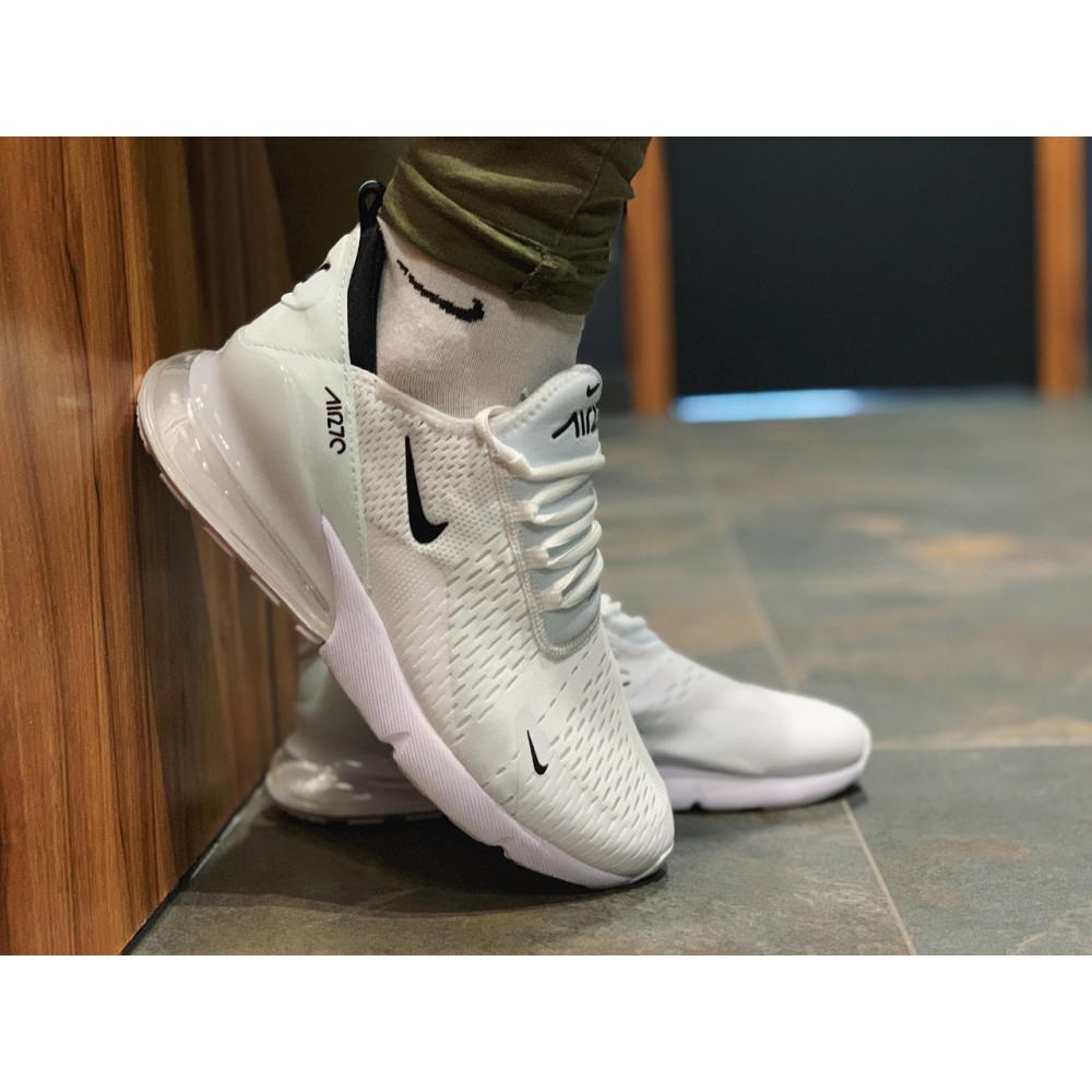 Классические кроссовки мужские - Кроссовки Nike Air Max 270 Найк Аир Макс (40,41,42,43,44,45) 1