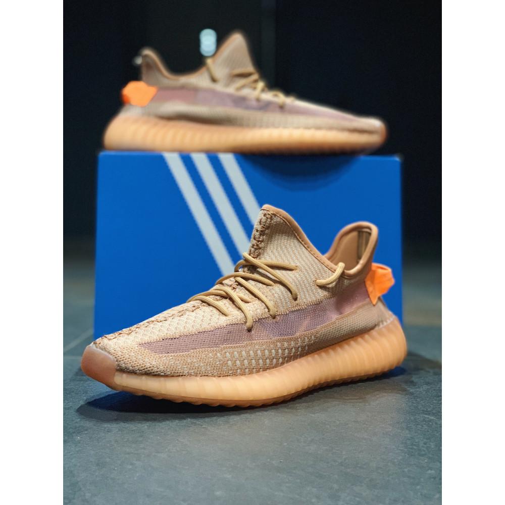 Беговые кроссовки мужские  - Кроссовки  Adidas Yeezy Boost 350 V2  Адидас Изи Буст   (41,43,45) 9