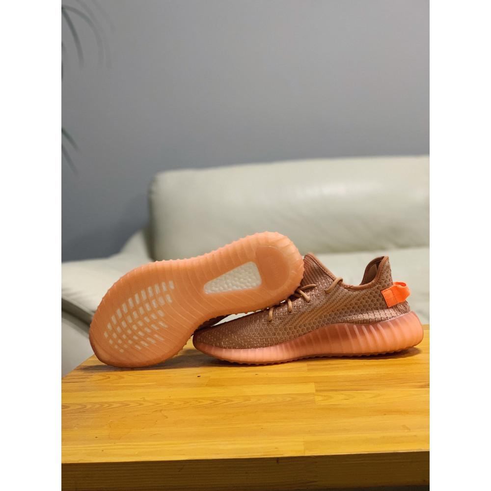 Беговые кроссовки мужские  - Кроссовки  Adidas Yeezy Boost 350 V2  Адидас Изи Буст   (41,43,45) 8