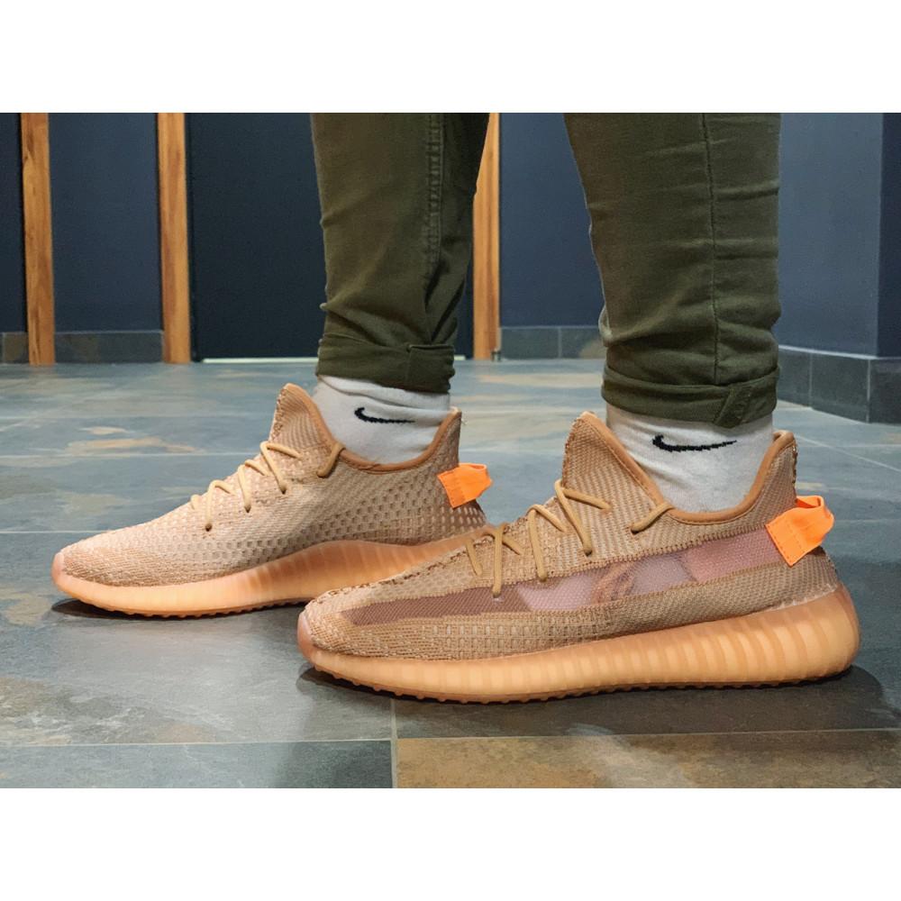 Беговые кроссовки мужские  - Кроссовки  Adidas Yeezy Boost 350 V2  Адидас Изи Буст   (41,43,45) 6