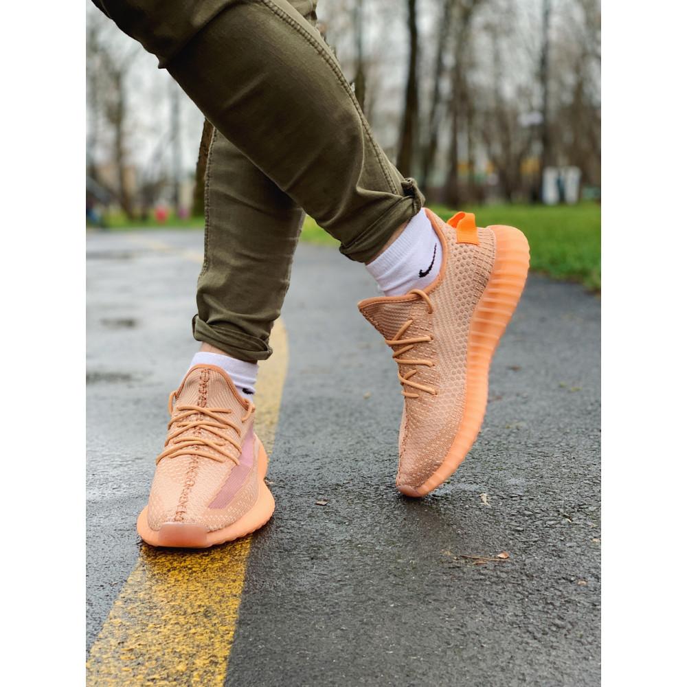 Беговые кроссовки мужские  - Кроссовки  Adidas Yeezy Boost 350 V2  Адидас Изи Буст   (41,43,45) 5