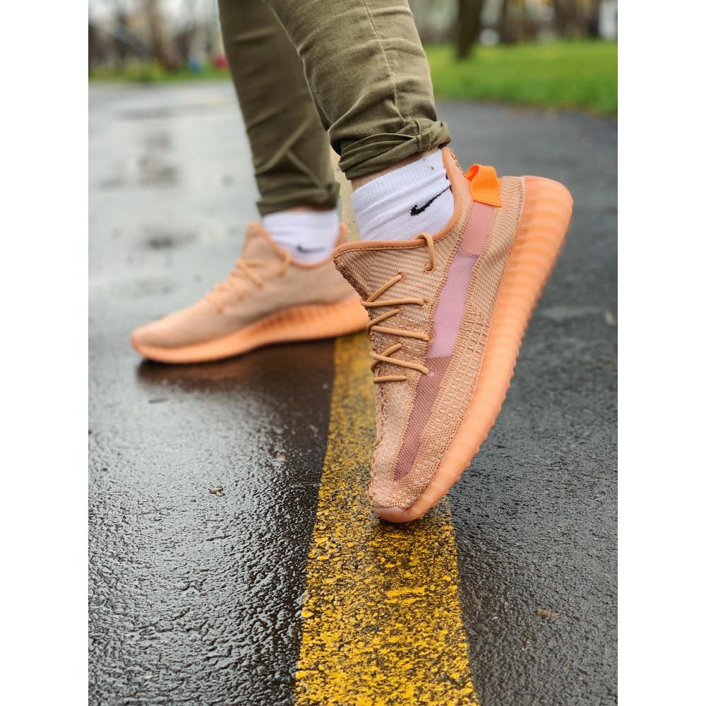 Беговые кроссовки мужские  - Кроссовки  Adidas Yeezy Boost 350 V2  Адидас Изи Буст   (41,43,45) 3