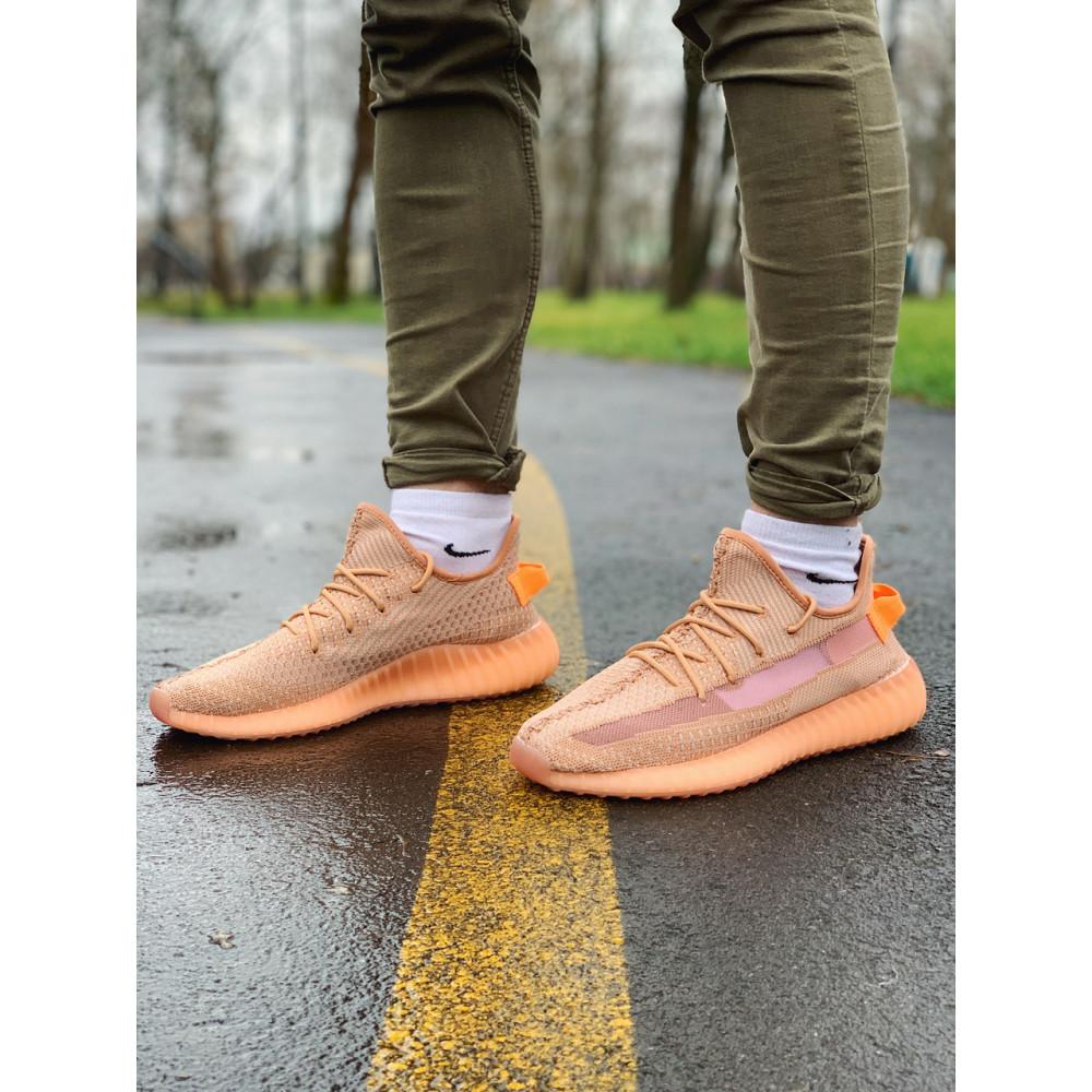 Беговые кроссовки мужские  - Кроссовки  Adidas Yeezy Boost 350 V2  Адидас Изи Буст   (41,43,45) 2