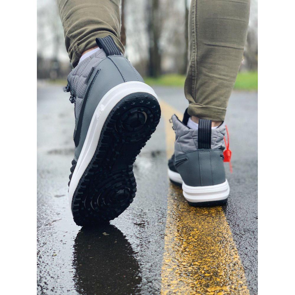 Демисезонные кроссовки мужские   - Кроссовки натуральная кожа Nike Lunar Force 1 Найк Лунар Форс (40,41,42,43,44,45) 7