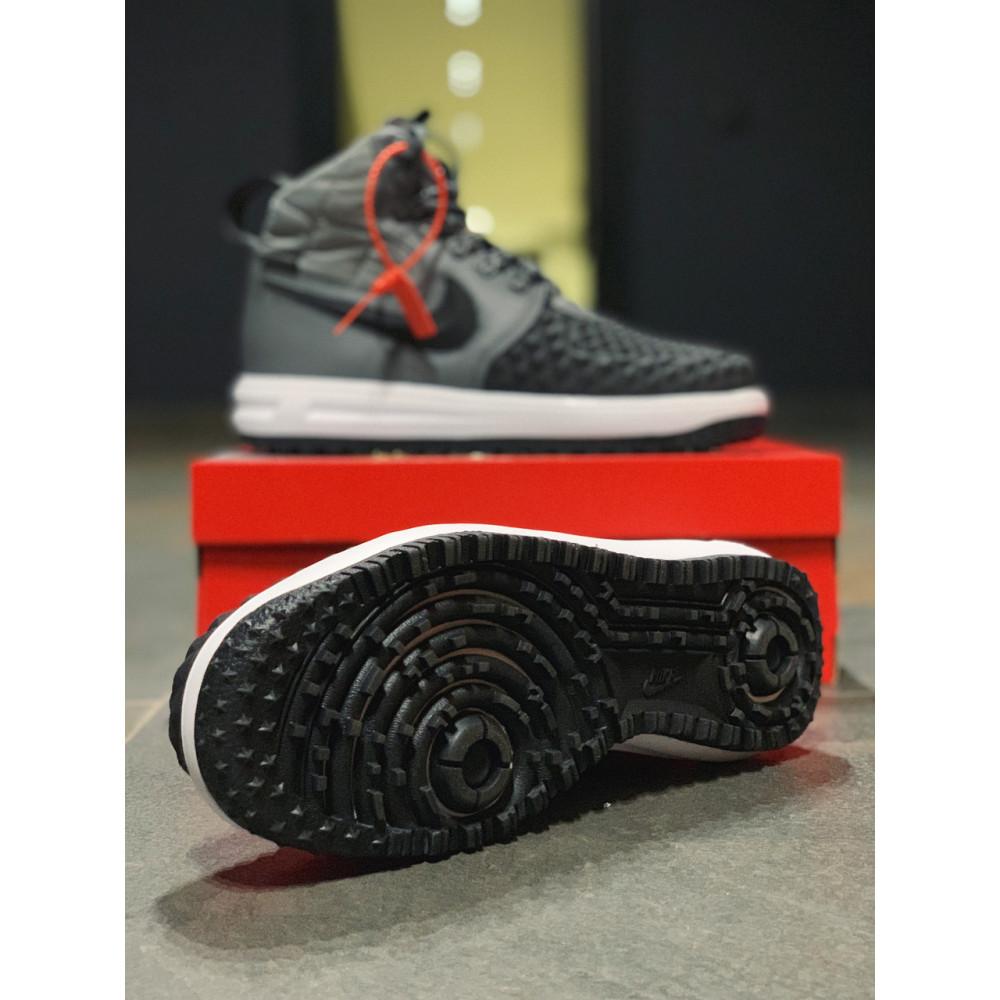 Демисезонные кроссовки мужские   - Кроссовки натуральная кожа Nike Lunar Force 1 Найк Лунар Форс (40,41,42,43,44,45) 5