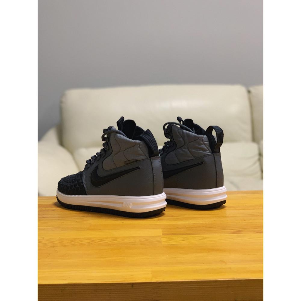Демисезонные кроссовки мужские   - Кроссовки натуральная кожа Nike Lunar Force 1 Найк Лунар Форс (40,41,42,43,44,45) 1