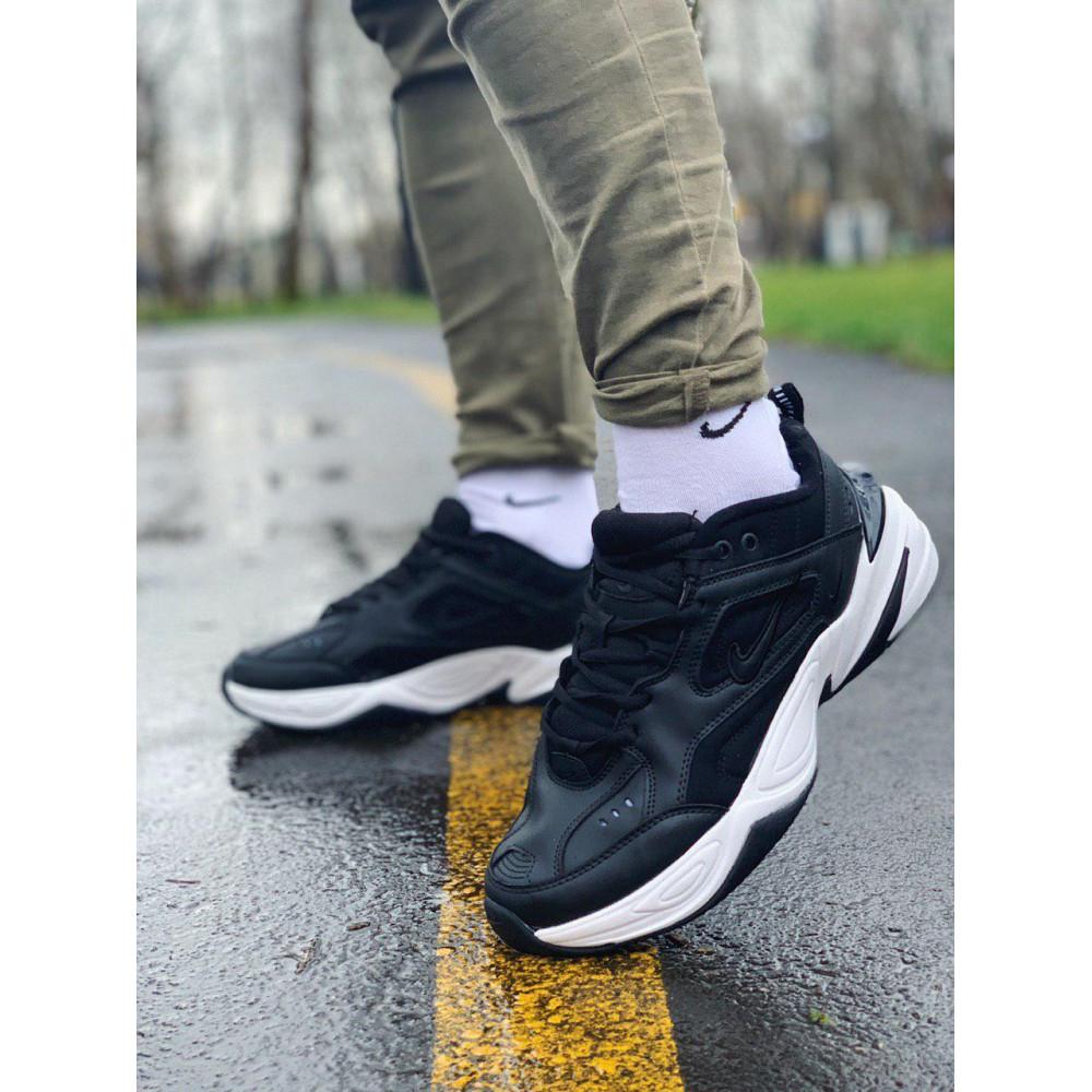 Демисезонные кроссовки мужские   - Кроссовки натуральная кожа Nike M2K Tekno Найк М2К Текно (41,42,43,44,45) 7
