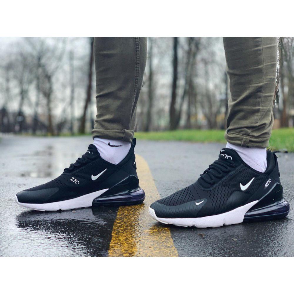 Демисезонные кроссовки мужские   - Кроссовки Nike Air Max 270 Найк Аир Макс (45 последний размер)