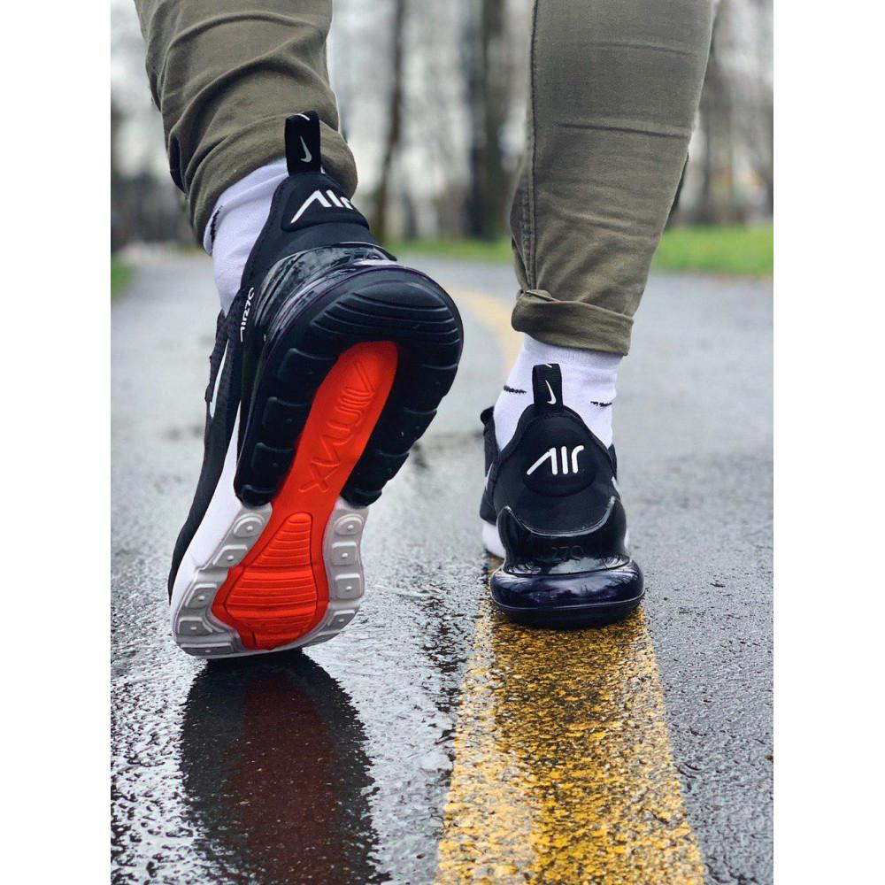 Демисезонные кроссовки мужские   - Кроссовки Nike Air Max 270 Найк Аир Макс (45 последний размер) 6