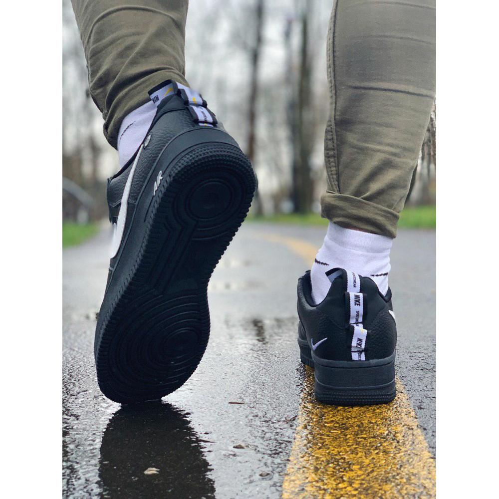 Демисезонные кроссовки мужские   - Кроссовки натуральная кожа Nike Air Force Найк Аир Форс (41,42,43,44,45) 6
