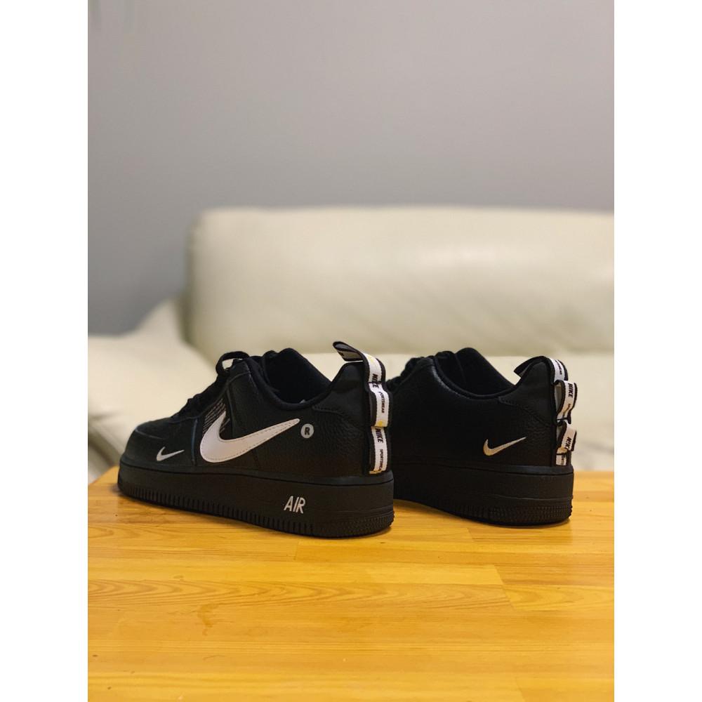 Демисезонные кроссовки мужские   - Кроссовки натуральная кожа Nike Air Force Найк Аир Форс (41,42,43,44,45) 3