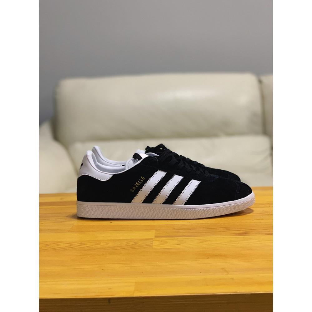 Демисезонные кроссовки мужские   - Кроссовки  натуральная замша Adidas Gazelle Адидас Газель (41,42,43,44,45) 5