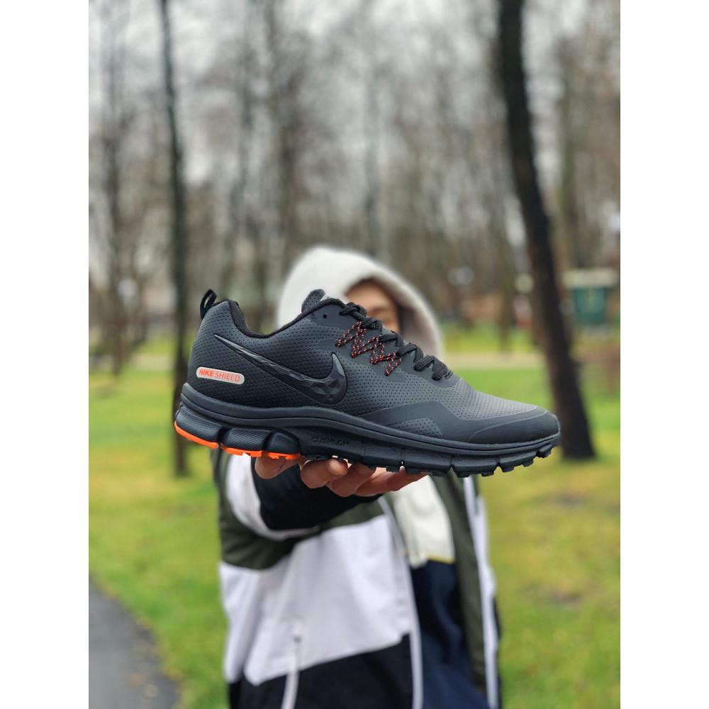 Кожаные кроссовки мужские - Кроссовки  натуральная кожа NIKE ZOOM  Найк Ран  ⏩ (40,41,42,43,44,45) 8