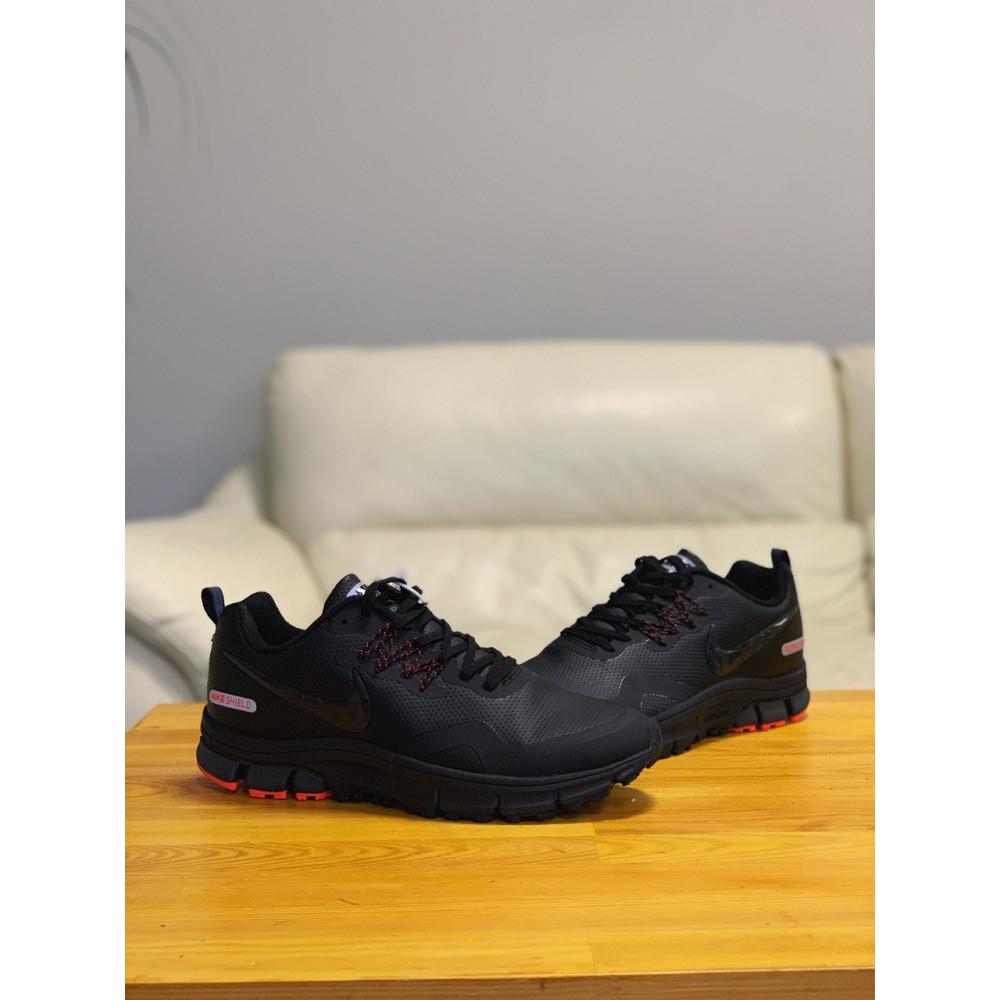 Кожаные кроссовки мужские - Кроссовки  натуральная кожа NIKE ZOOM  Найк Ран  ⏩ (40,41,42,43,44,45) 3