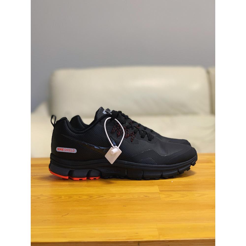 Кожаные кроссовки мужские - Кроссовки  натуральная кожа NIKE ZOOM  Найк Ран  ⏩ (40,41,42,43,44,45) 4