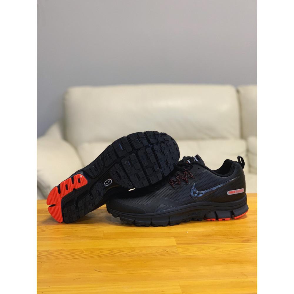 Кожаные кроссовки мужские - Кроссовки  натуральная кожа NIKE ZOOM  Найк Ран  ⏩ (40,41,42,43,44,45) 2