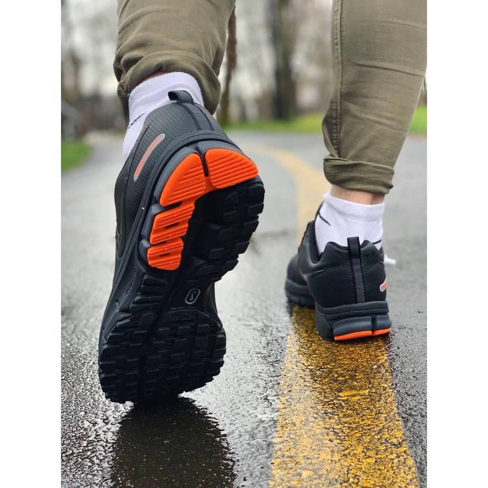 Кожаные кроссовки мужские - Кроссовки  натуральная кожа NIKE ZOOM  Найк Ран  ⏩ (40,41,42,43,44,45) 5