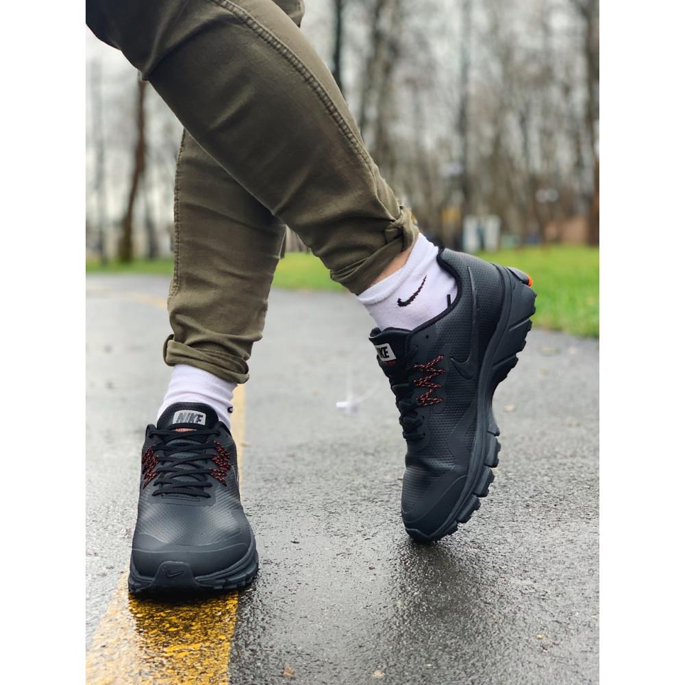 Кожаные кроссовки мужские - Кроссовки  натуральная кожа NIKE ZOOM  Найк Ран  ⏩ (40,41,42,43,44,45) 6