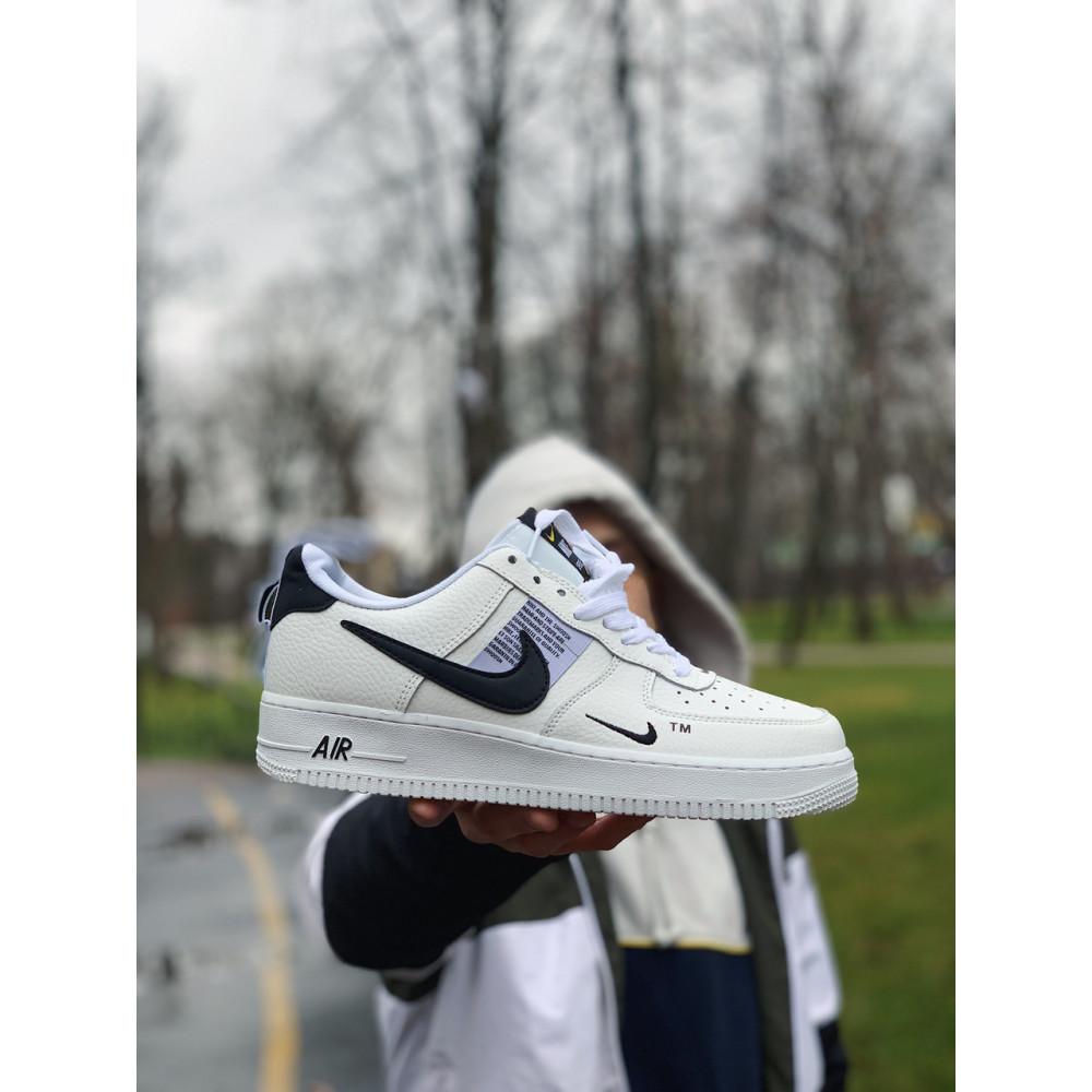 Демисезонные кроссовки мужские   - Кроссовки натуральная кожа Nike Air Force Найк Аир Форс (43,45) 8