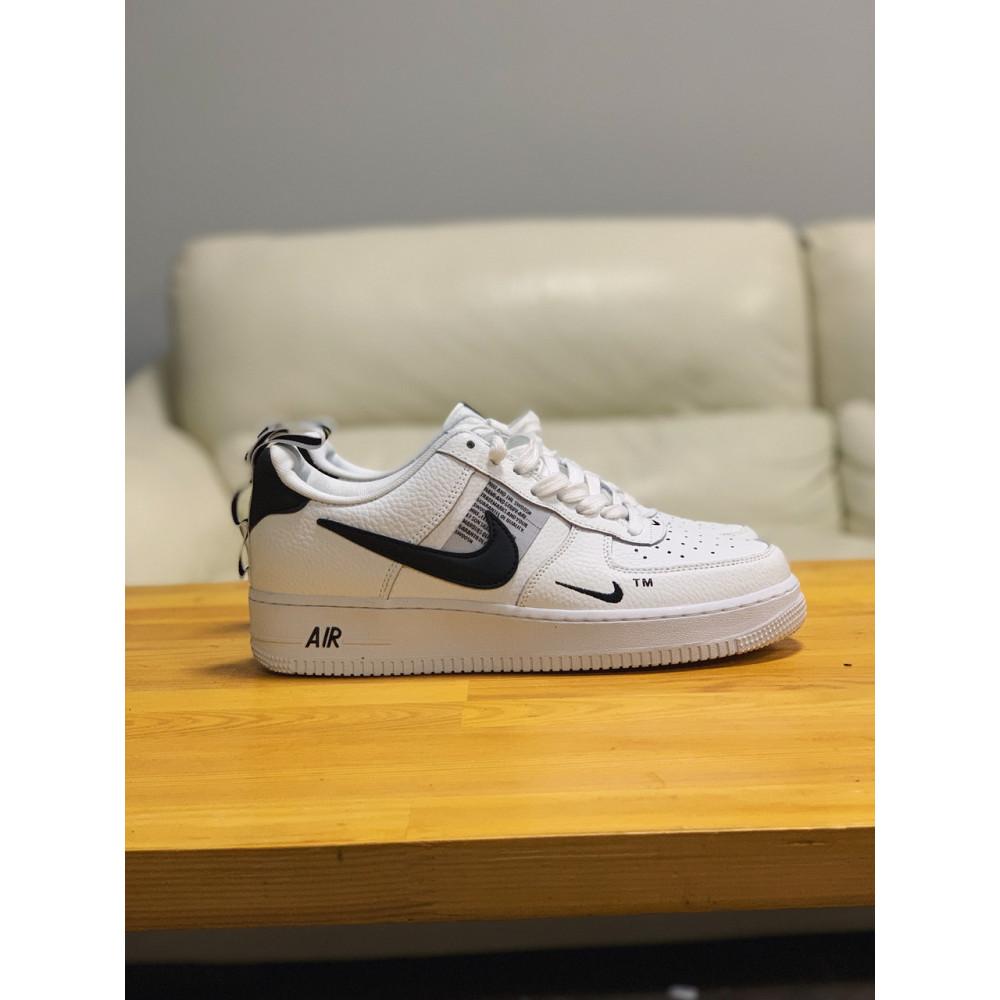 Демисезонные кроссовки мужские   - Кроссовки натуральная кожа Nike Air Force Найк Аир Форс (43,45) 5
