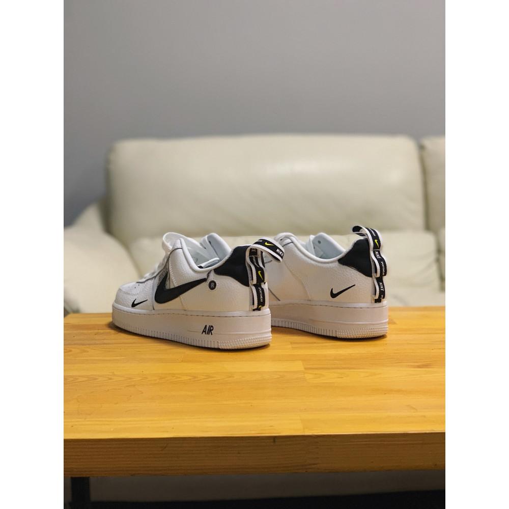 Демисезонные кроссовки мужские   - Кроссовки натуральная кожа Nike Air Force Найк Аир Форс (43,45) 3