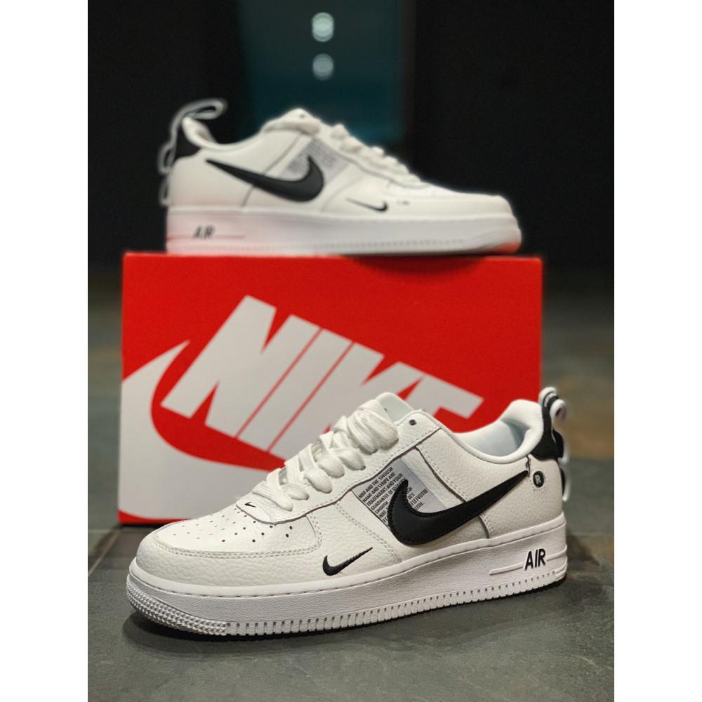 Демисезонные кроссовки мужские   - Кроссовки натуральная кожа Nike Air Force Найк Аир Форс (43,45) 2