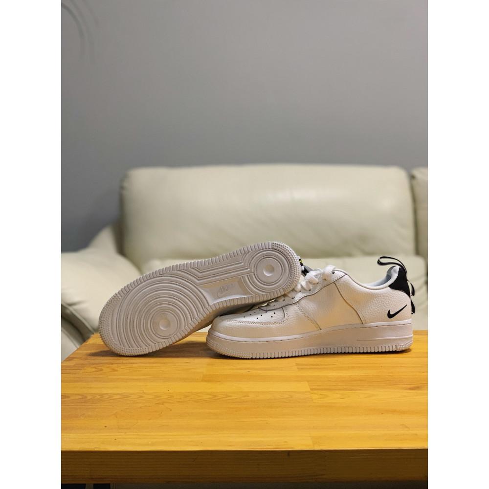 Демисезонные кроссовки мужские   - Кроссовки натуральная кожа Nike Air Force Найк Аир Форс (43,45) 4