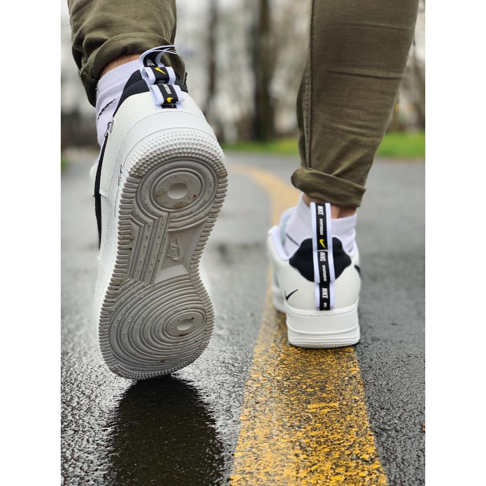 Демисезонные кроссовки мужские   - Кроссовки натуральная кожа Nike Air Force Найк Аир Форс (43,45) 7