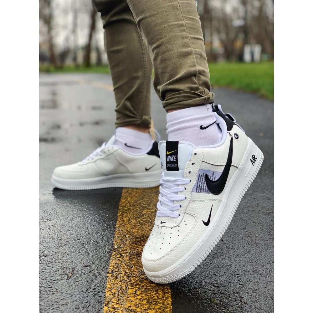Демисезонные кроссовки мужские   - Кроссовки натуральная кожа Nike Air Force Найк Аир Форс (43,45) 6