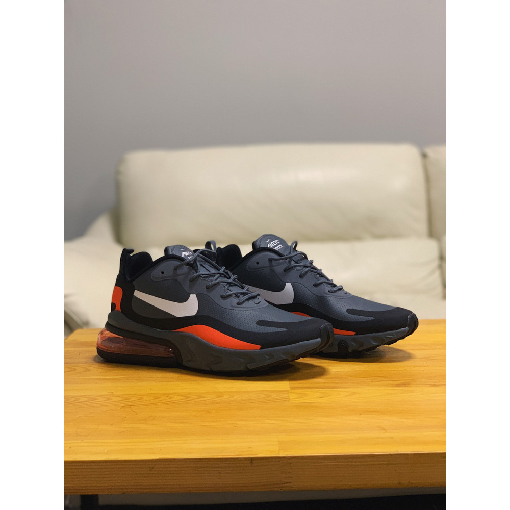 Демисезонные кроссовки мужские   - Кроссовки натуральная кожа NIKE AIR MAX 270  Найк Аир Макс   (40,41,43,44,45) 4
