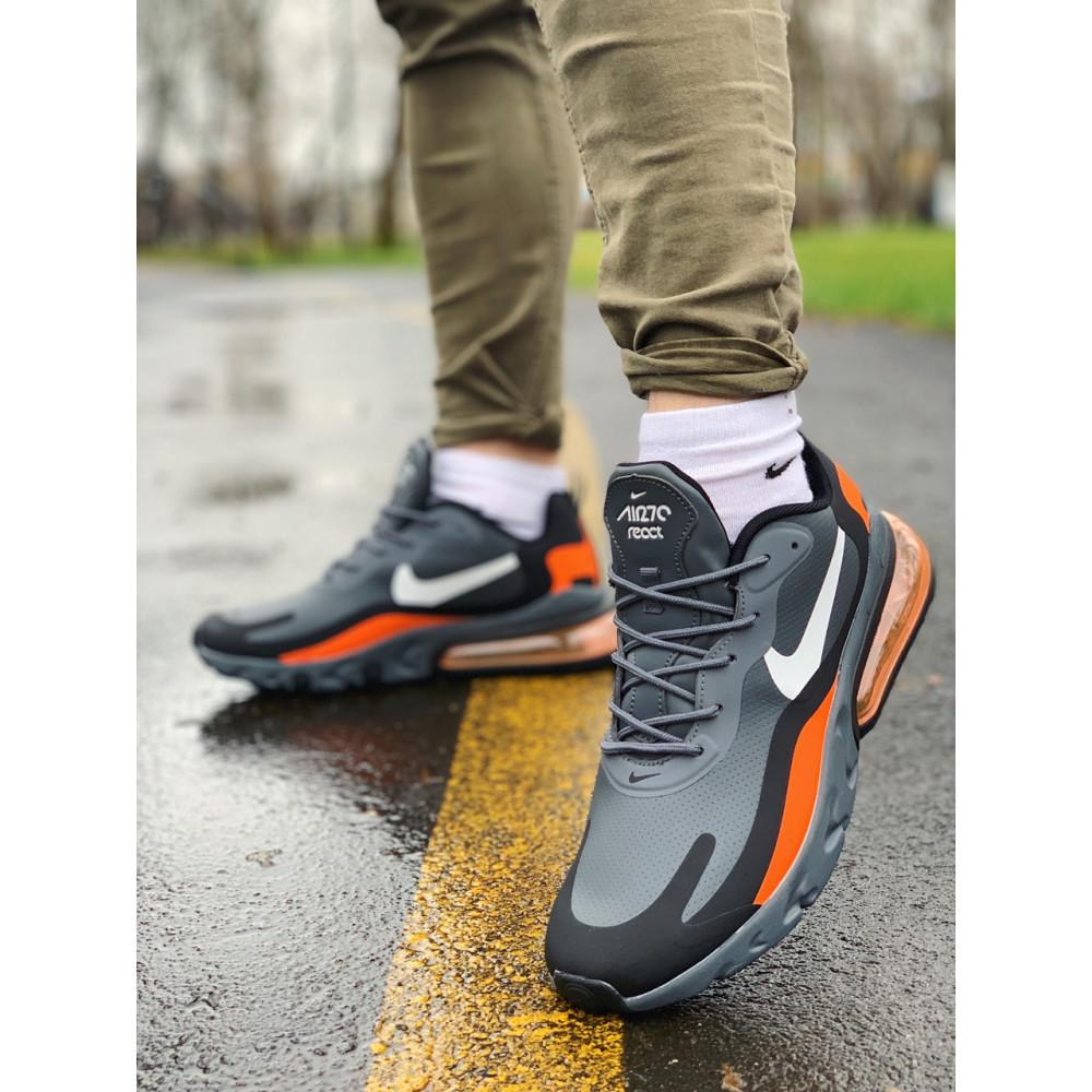 Демисезонные кроссовки мужские   - Кроссовки натуральная кожа NIKE AIR MAX 270  Найк Аир Макс   (40,41,43,44,45) 8