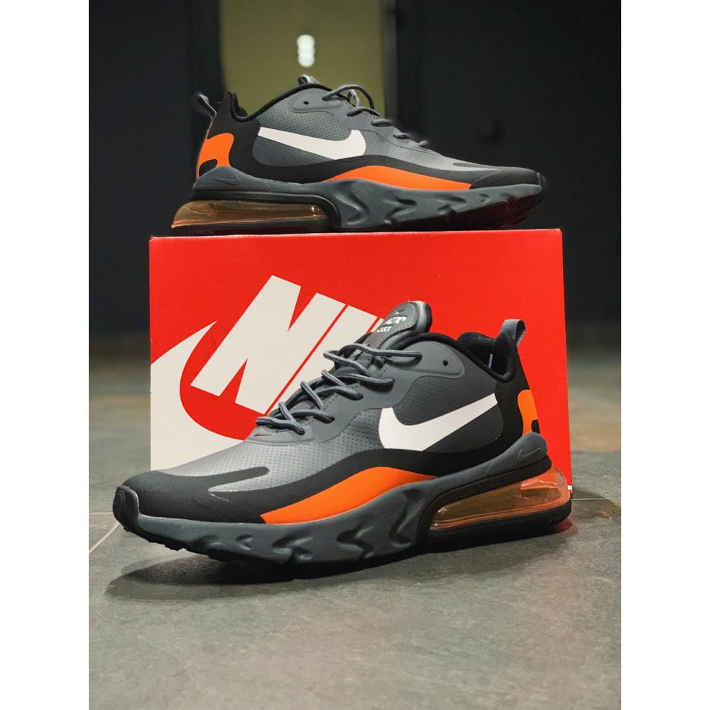 Демисезонные кроссовки мужские   - Кроссовки натуральная кожа NIKE AIR MAX 270  Найк Аир Макс   (40,41,43,44,45) 2