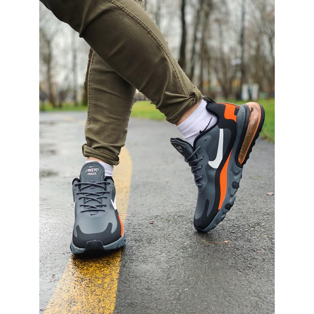 Демисезонные кроссовки мужские   - Кроссовки натуральная кожа NIKE AIR MAX 270  Найк Аир Макс   (40,41,43,44,45) 7
