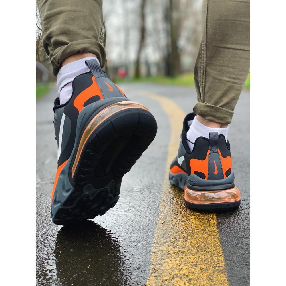 Демисезонные кроссовки мужские   - Кроссовки натуральная кожа NIKE AIR MAX 270  Найк Аир Макс   (40,41,43,44,45) 6