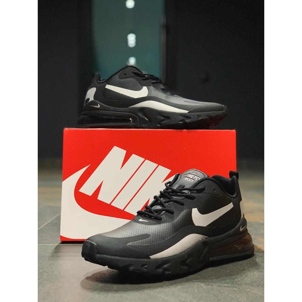 Кожаные кроссовки мужские - Кроссовки  натуральная кожа NIKE AIR MAX 270  Найк Аир Макс   (40,41,42,43) 3