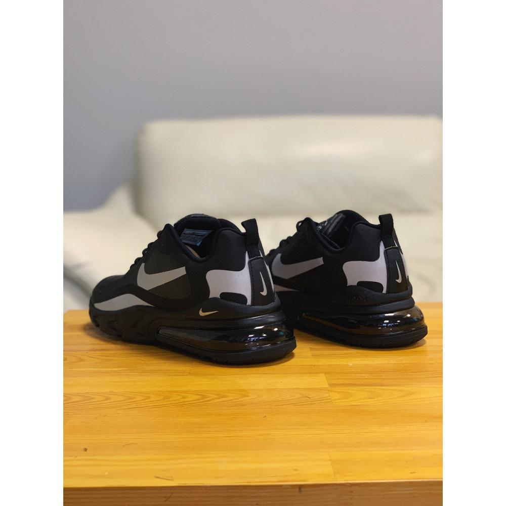 Кожаные кроссовки мужские - Кроссовки  натуральная кожа NIKE AIR MAX 270  Найк Аир Макс   (40,41,42,43) 4