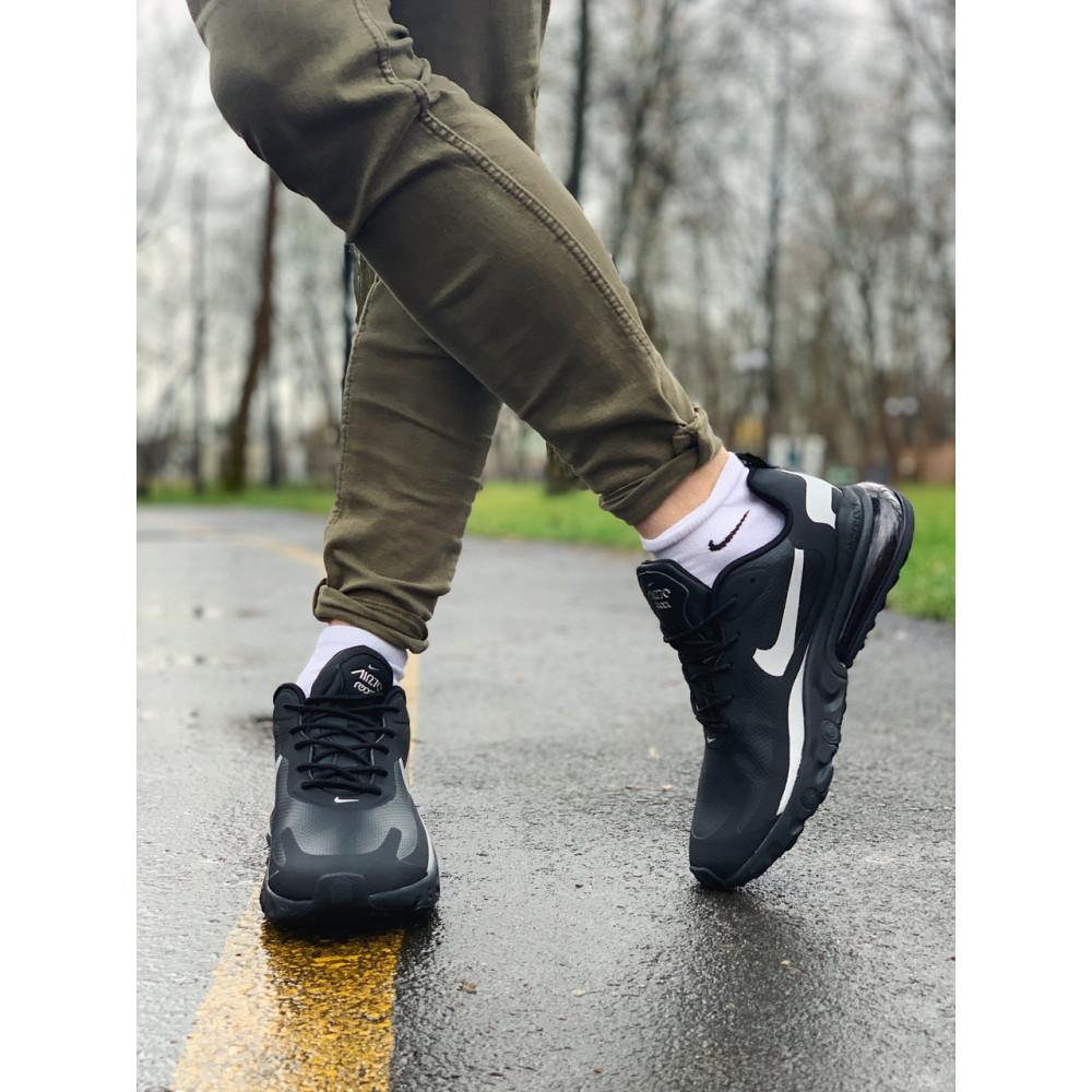 Кожаные кроссовки мужские - Кроссовки  натуральная кожа NIKE AIR MAX 270  Найк Аир Макс   (40,41,42,43) 8